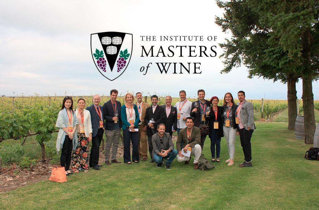 MASTERS OF WINE EN FINCA LA EMPERATRIZ