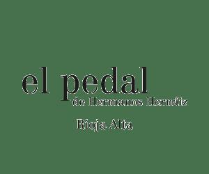 Logo de la marca de vino El Pedal de La Rioja Alta