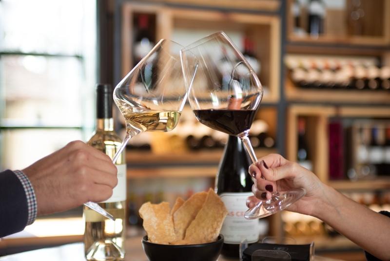 Brindis en Wine bar
