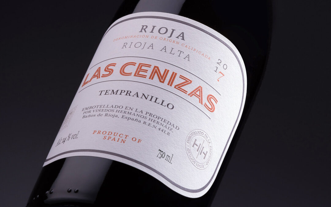LAS CENIZAS 2017 IS RELEASED, A NEW VINTAGE WITH THE SAME SUCCESS AMONG THE CRITICS