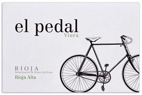 Etiqueta de El Pedal Blanco