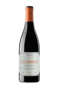 Botella Las Cenizas 2018